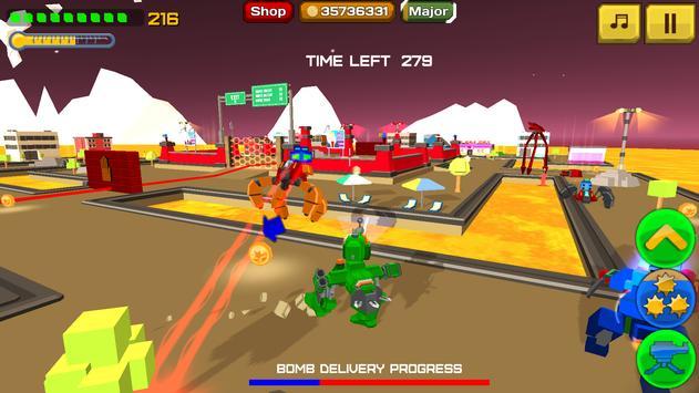 Armored Squad: Mechs vs Robots Online Action captura de pantalla 8