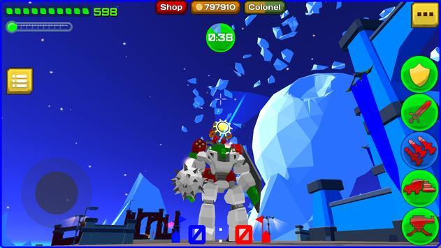 Armored Squad: Mechs vs Robots Online Action captura de pantalla 9