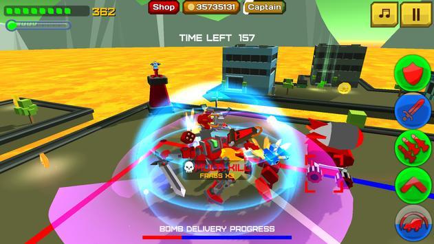 Armored Squad: Mechs vs Robots Online Action captura de pantalla 17