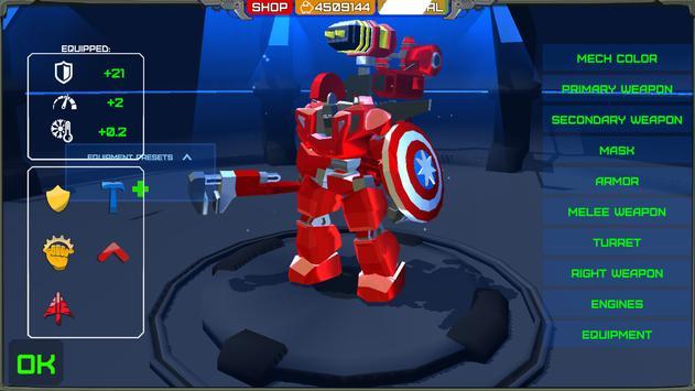 Armored Squad: Mechs vs Robots Online Action captura de pantalla 19