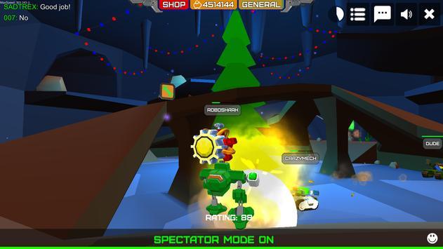 Armored Squad: Mechs vs Robots Online Action captura de pantalla 23