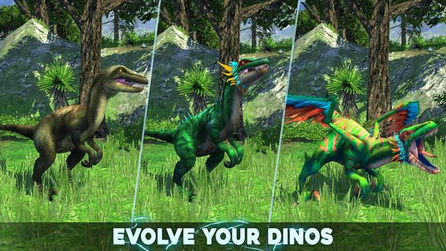 Dino Tamers - Jurassic Riding MMO poster