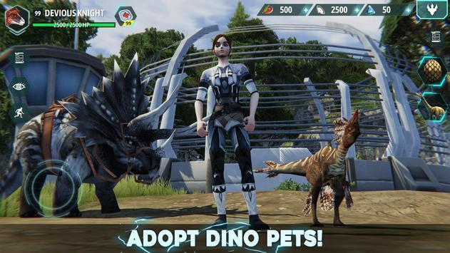 Dino Tamers syot layar 1