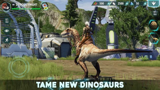 Dino Tamers syot layar 2