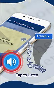 French Word Spellings & Pronunciation Checker screenshot 3