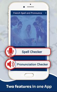 French Word Spellings & Pronunciation Checker screenshot 4