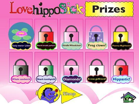 Lovesick Hippo screenshot 3