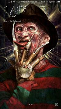 Freddy Krueger Wallpaper poster