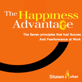 The Happiness Advantage By Shawn Achor icon
