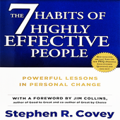 The 7 habits of highly effective people  Brian  T icon