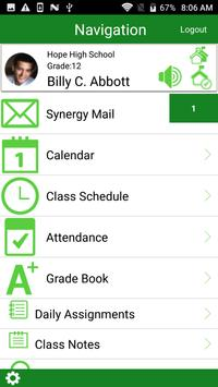 StudentVUE screenshot 1
