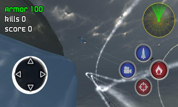 Air Strike Alien Drones screenshot 2