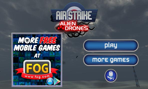 Air Strike Alien Drones screenshot 4