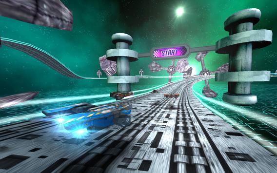 Space Race 3D screenshot 11