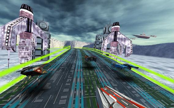 Space Race 3D screenshot 3