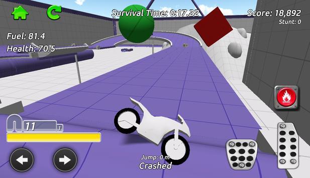 Stunt Bike Simulator screenshot 10