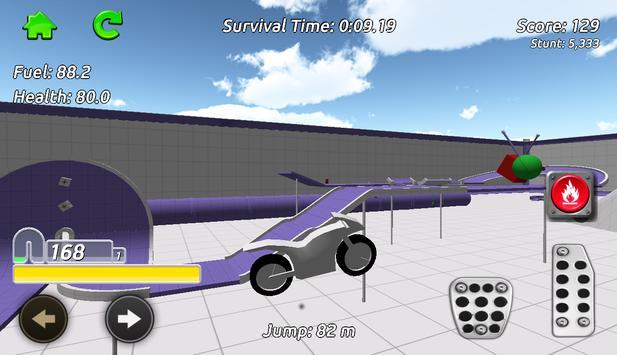 Stunt Bike Simulator screenshot 9