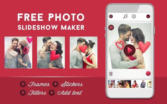 Free Photo Slideshow Maker poster
