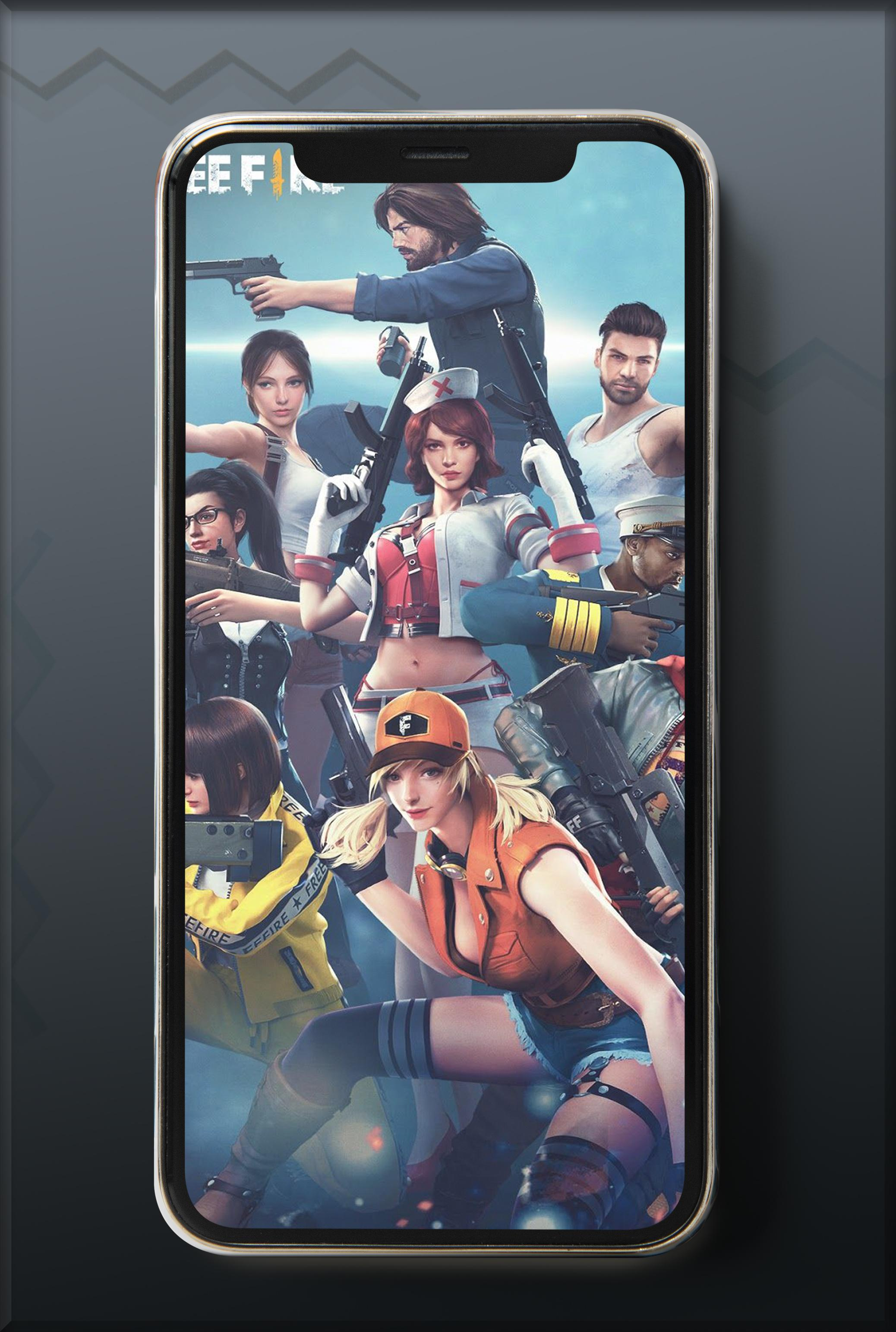 Free Fire Hd Wallpapers Garena For Android Apk Download