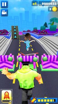 Subway Run Rush screenshot 14