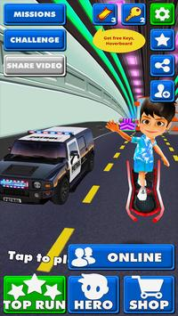 Subway Run Rush screenshot 16