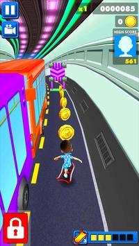Subway Run Rush screenshot 2