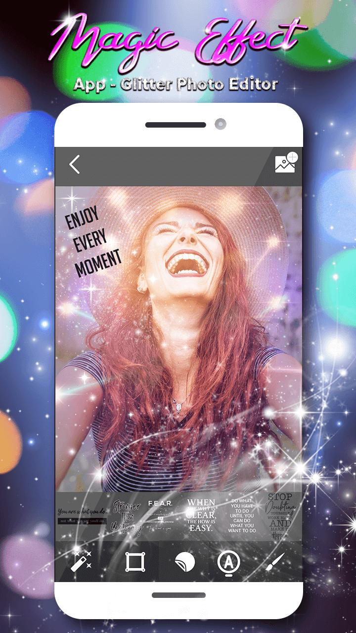 Magic Effect App - Glitter Photo Editor for Android - APK