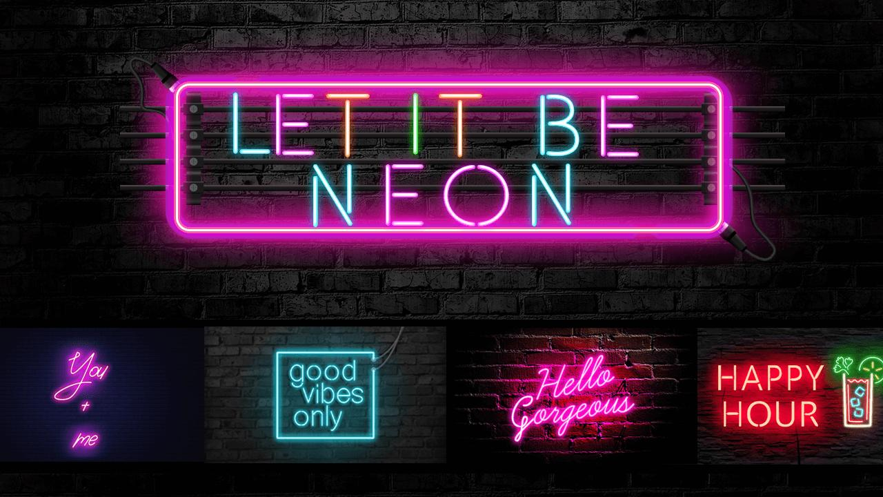 Insegne Luci Al Neon App For Android Apk Download