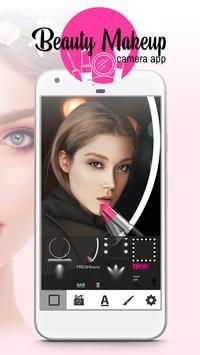 Beauty Makeup Camera App screenshot 3