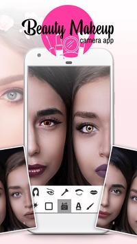 Beauty Makeup Camera App screenshot 2