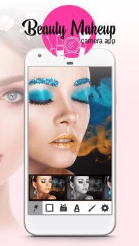 Beauty Makeup Camera App screenshot 4