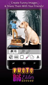 Photo Editor – Big Effect screenshot 1