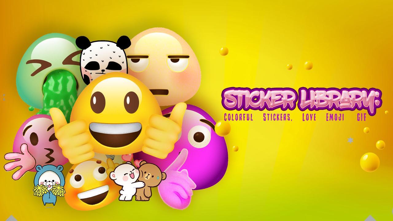 Aplikasi Stiker Wa Bergerak Gif Cinta Emoji Lucu For Android Apk Download