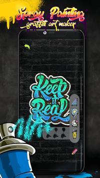 Spray Painting - Graffiti Art Maker screenshot 3