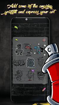 Spray Painting - Graffiti Art Maker screenshot 1
