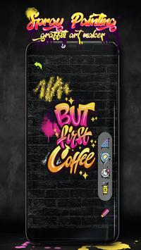 Spray Painting - Graffiti Art Maker screenshot 6