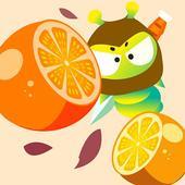 Voracious bug icon