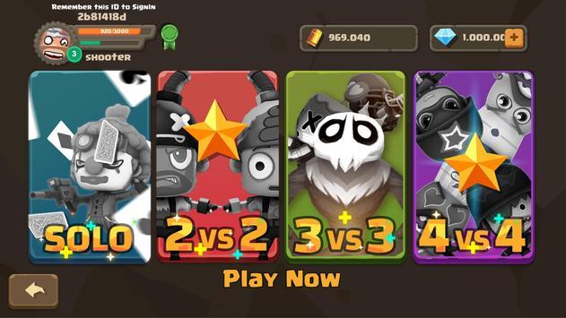 Gunzy screenshot 1