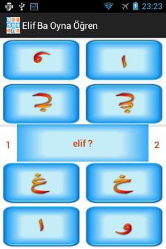 Elif Ba Oynayarak Öğren Sesli screenshot 7