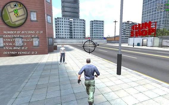 Guide Grand Action Simulator : New York Car Gang screenshot 3