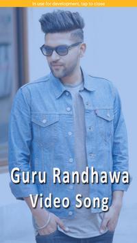 Guru Randhawa Video Songs Collection poster
