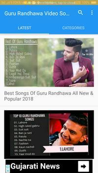 Guru Randhawa Video Songs Collection screenshot 1
