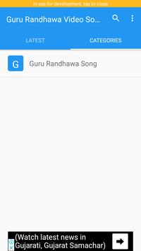 Guru Randhawa Video Songs Collection screenshot 2