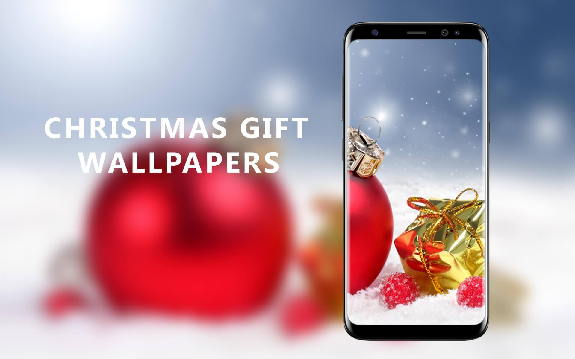Get Christmas Gifts Wallpaper Hd Images