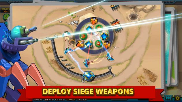 Tower Defense: Alien War TD 2 截图 5