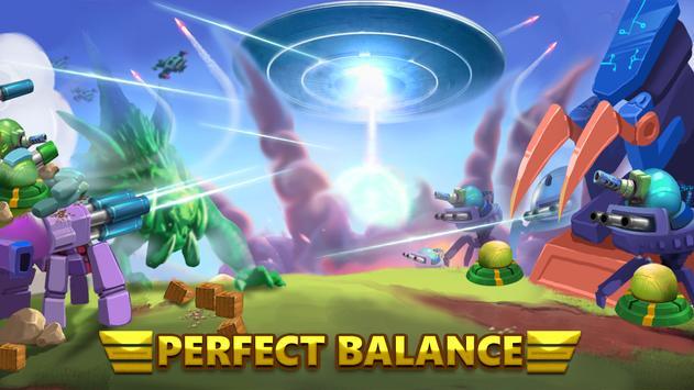 Tower Defense: Alien War TD 2 截图 9