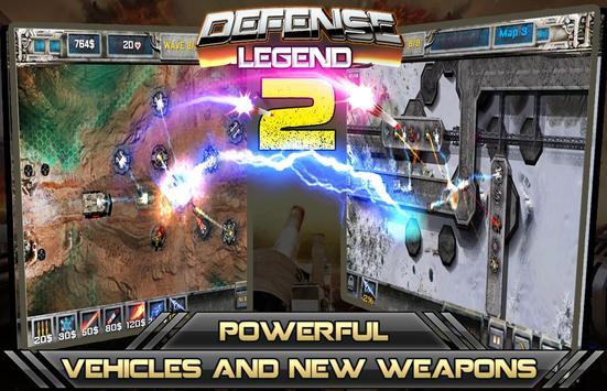 Tower defense-Defense legend 2 स्क्रीनशॉट 5