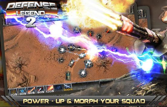 Tower defense-Defense legend 2 स्क्रीनशॉट 11