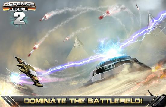 Tower defense-Defense legend 2 स्क्रीनशॉट 12