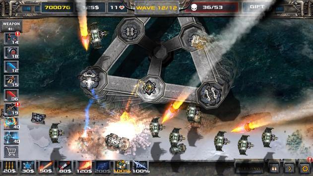Tower defense-Defense legend 2 स्क्रीनशॉट 14